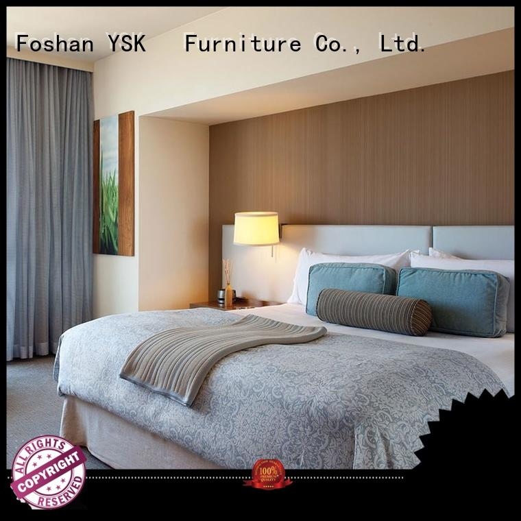 YSK Furniture five-star hotel couches for sale suite