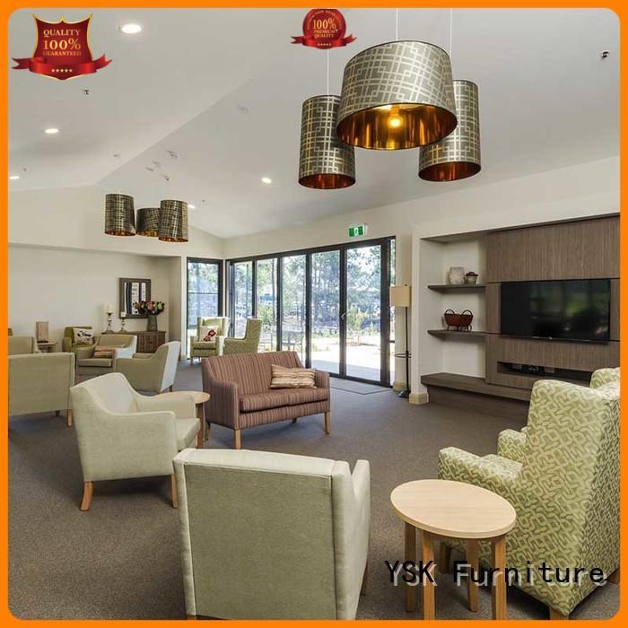 YSK Furniture professional furniture for assisted living facilities furniture senior age