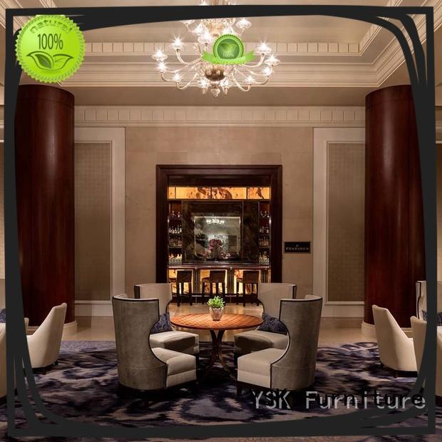 YSK Furniture high quality clubhouse furniture casino for room