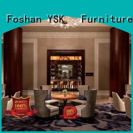 YSK Furniture high-quality golf club furniture house for room