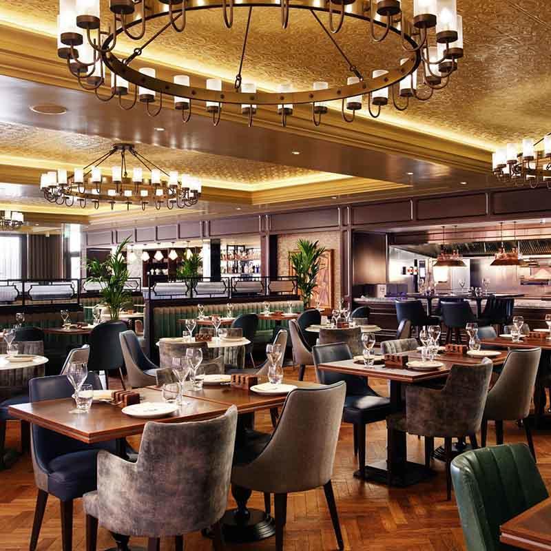 Luxury Restaurant Furniture Sets