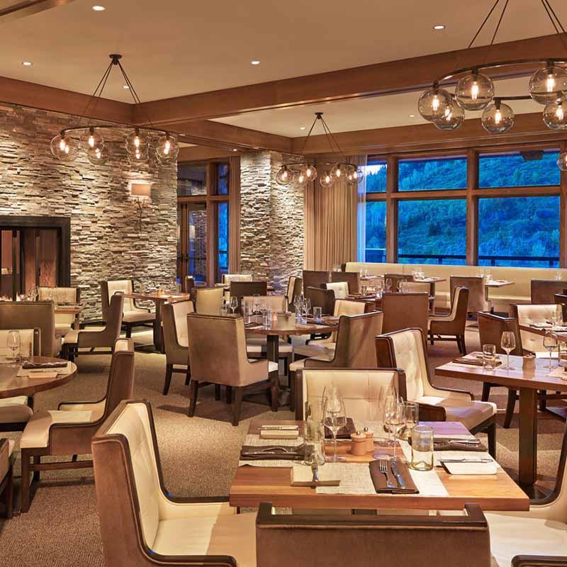 Modern Design Hotel Restaurant Furniture