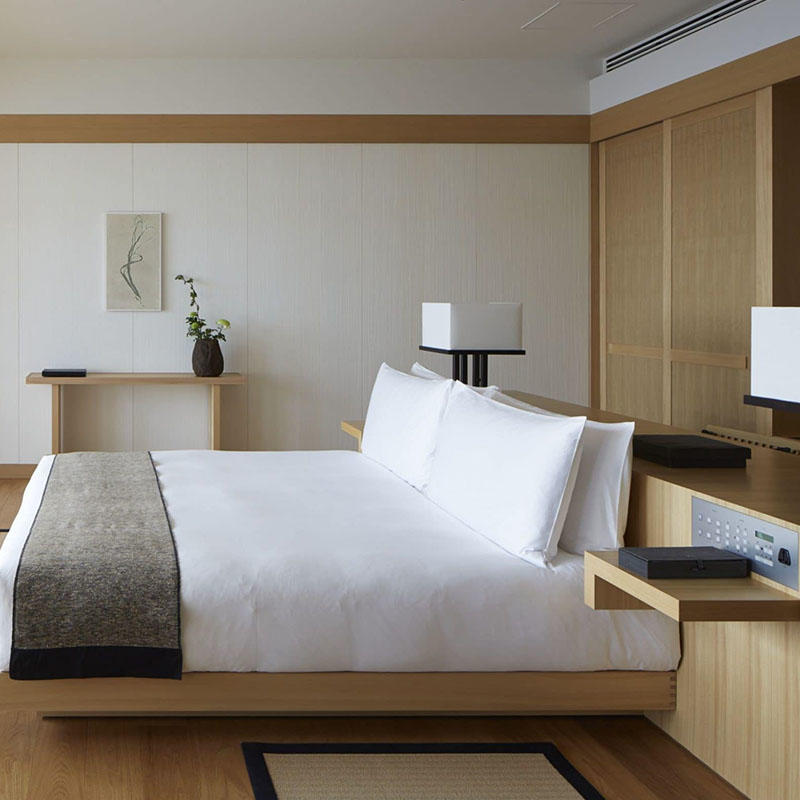 Japanese Style Wooden Apartment Furniture