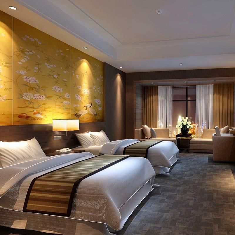 Luxury 5 Star Hotel Interior Furniture