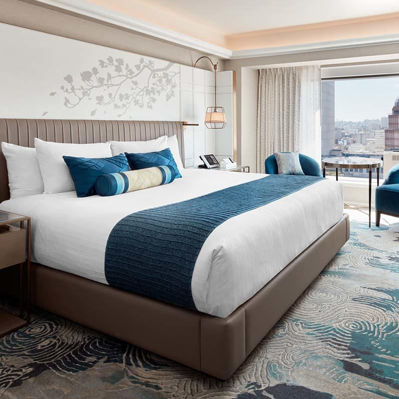 Modern 5 Star Hotel Bedroom Furniture