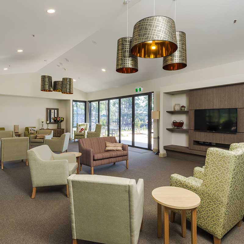 YSK Furniture aged care aged care furniture quality room decoration-14