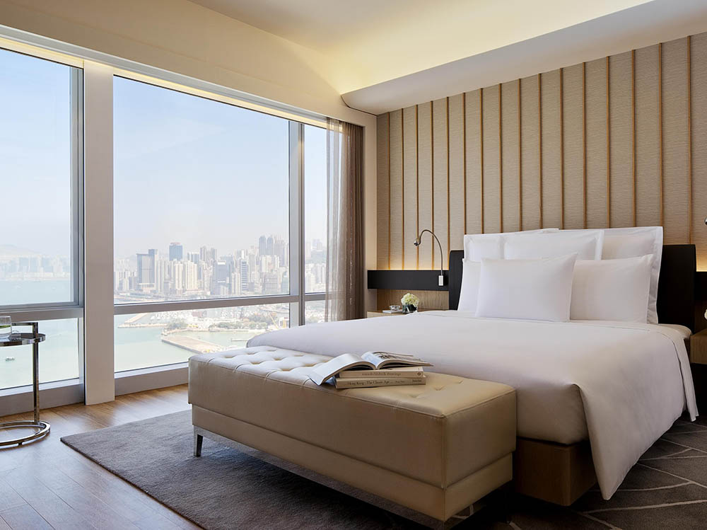 YSK Furniture customized hotel motel furniture suppliers wooden hotels solutions-1