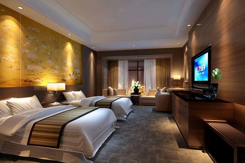 customized interior bedroom hotel furniture YSK Furniture Brand