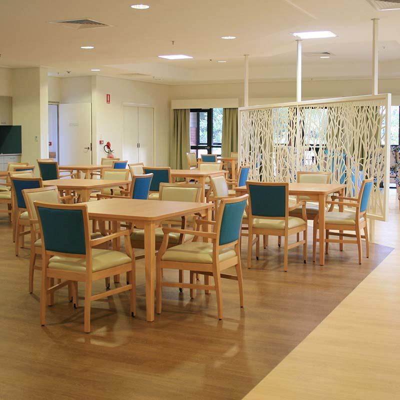 Leisure Design Aged Health Care Facility Furniutre