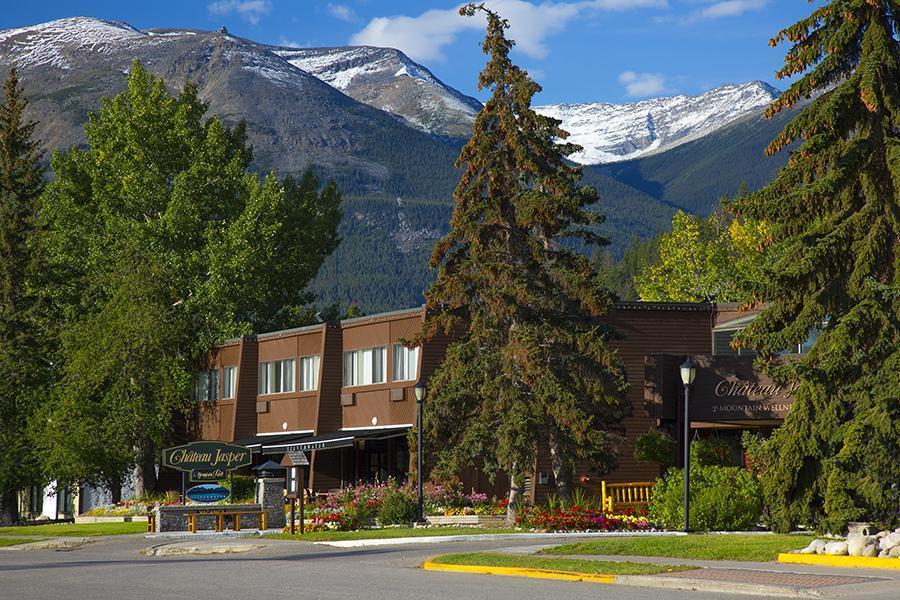 Chateau Jasper Hotel---Canada