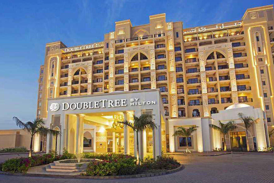 Double Tree by Hilton Hotel---UnitedArabEmirates
