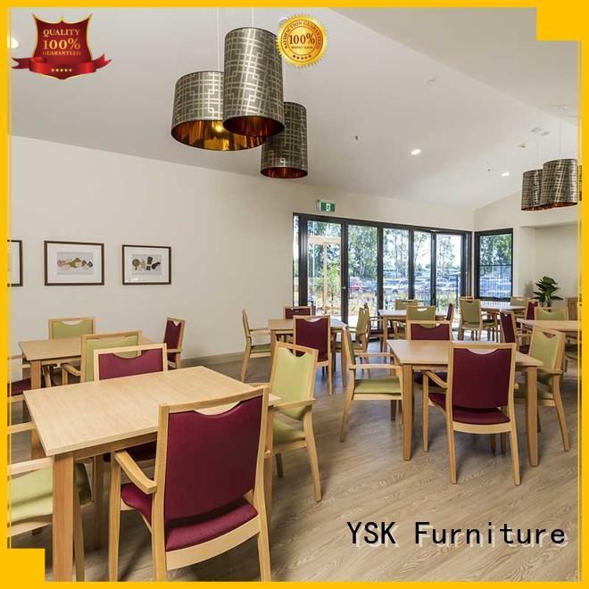 YSK Furniture at discount senior living furniture furniture facility community