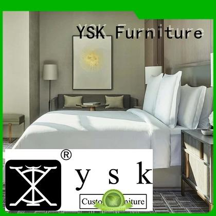 YSK Furniture on-sale wholesale hotel lobby furniture suite project