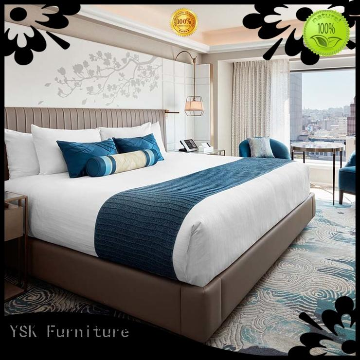 YSK Furniture hot-sale hotel furniture suppliers oem