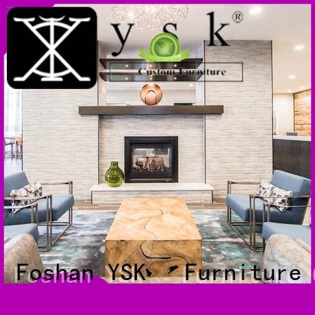 YSK Furniture hot-sale custom club furniture custom made for bedroom