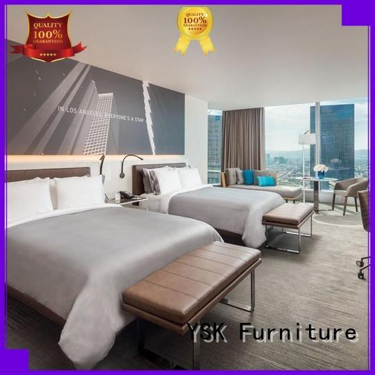 YSK Furniture contemporary high end hotel furniture end for furnishings