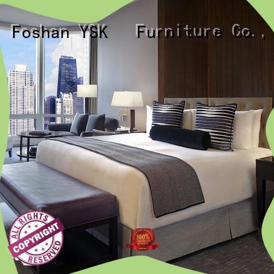 YSK Furniture latest hotel room furniture suppliers suite