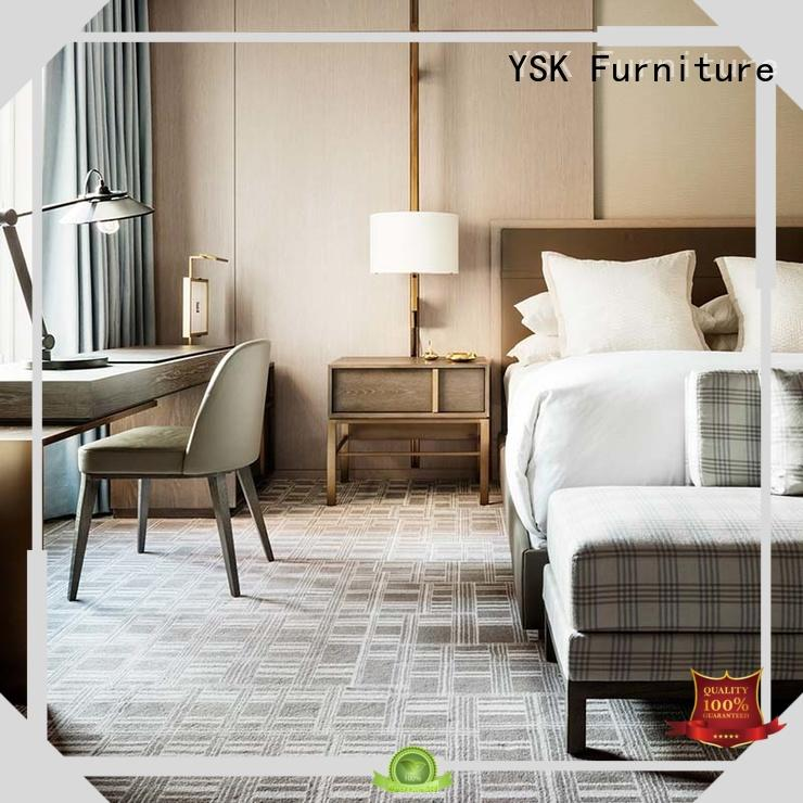 solutions king room YSK Furniture Brand hotel sofa factory