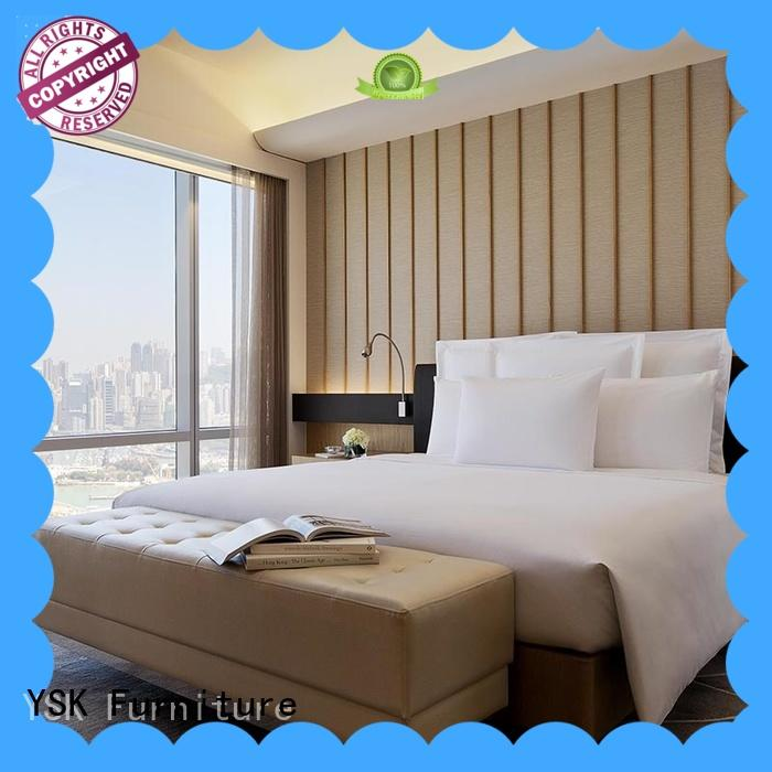 contract hotel room furniture hotels project YSK Furniture