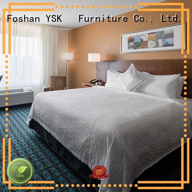 YSK Furniture custom made modern apartment furniture furniture bedroom decoration