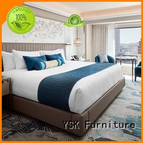 hotel solutions suite YSK Furniture Brand bedroom hotel furniture supplier