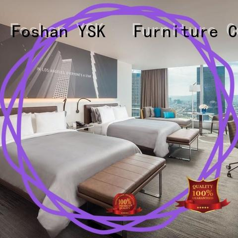 YSK Furniture customized hotel contract furniture