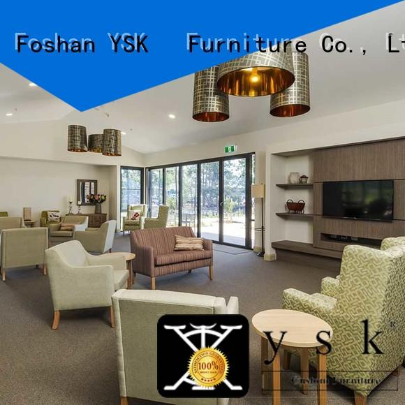 YSK Furniture at discount senior living furniture room decoration