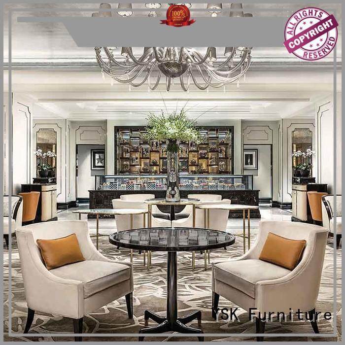 quality casino custom furniture for club modern YSK Furniture company