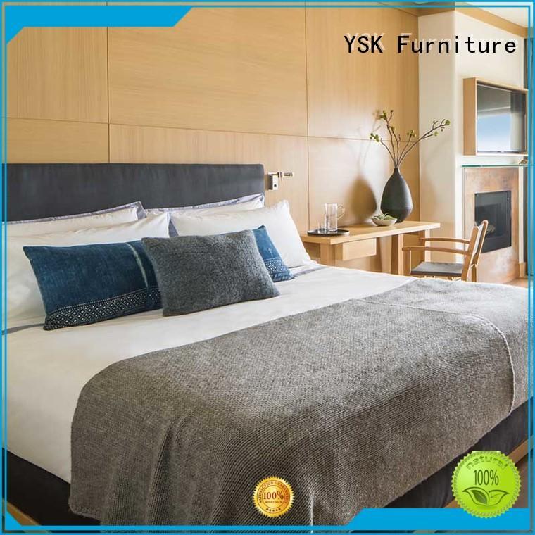 hotels room bedroom hotel furniture suite YSK Furniture Brand