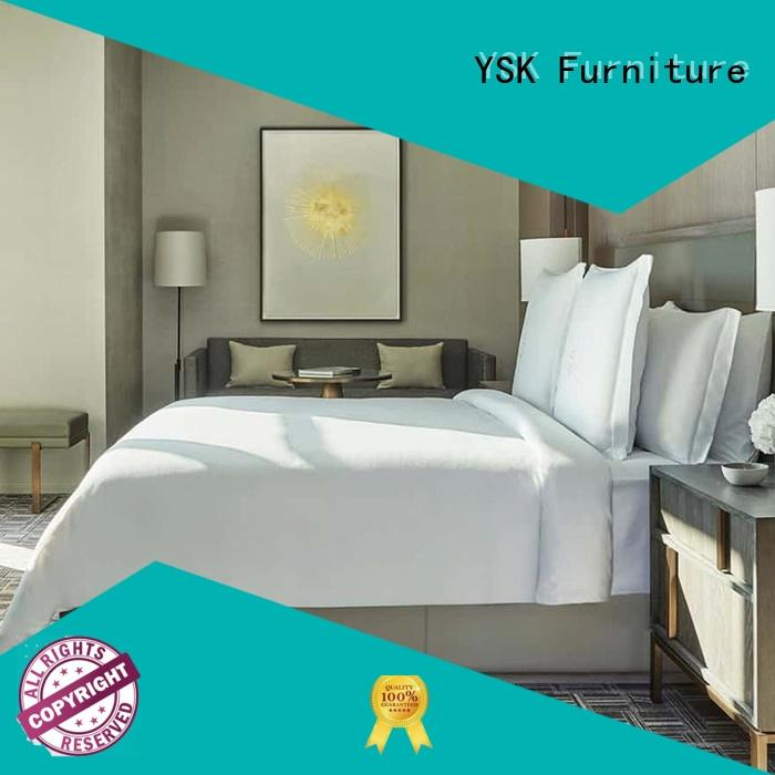 YSK Furniture Brand furniture modern hotel sofa oem