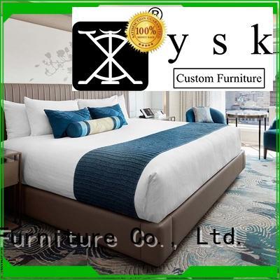 YSK Furniture wholesale hotel furniture outlet resort project