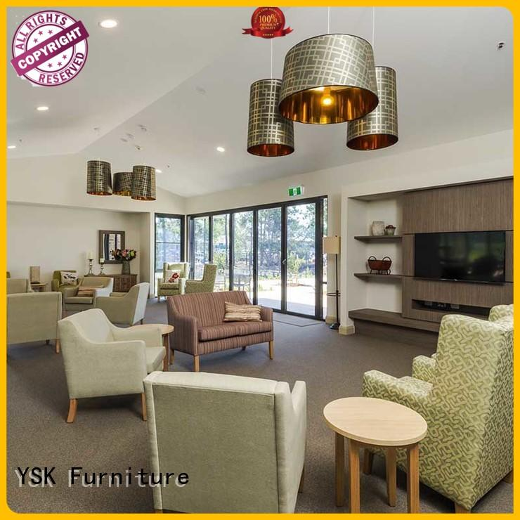 YSK Furniture at discount assisted living furniture leisure room decoration