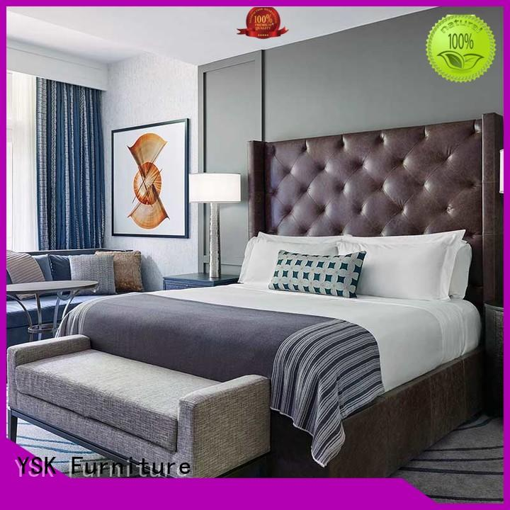 hot-sale tropical design hotel furniture contract YSK Furniture