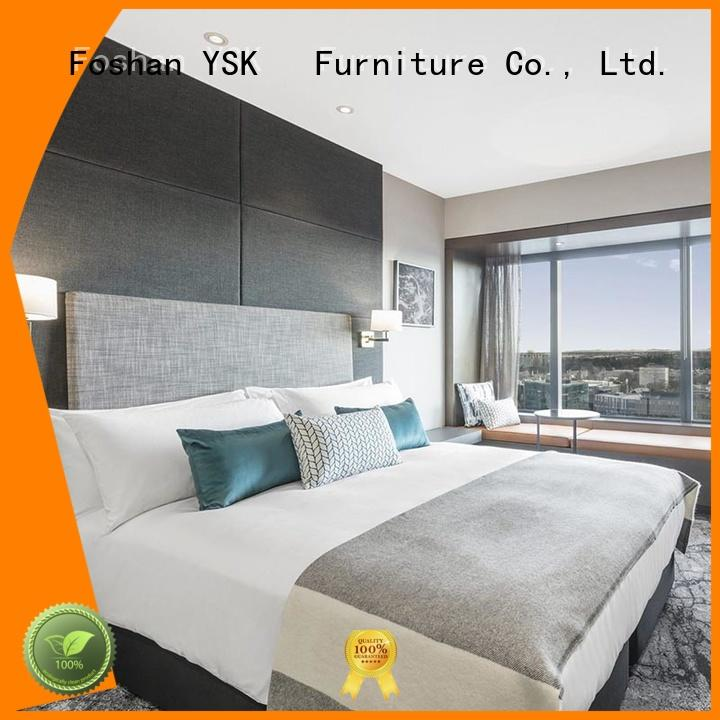 YSK Furniture high-quality modern apartment furniture design contract apartment