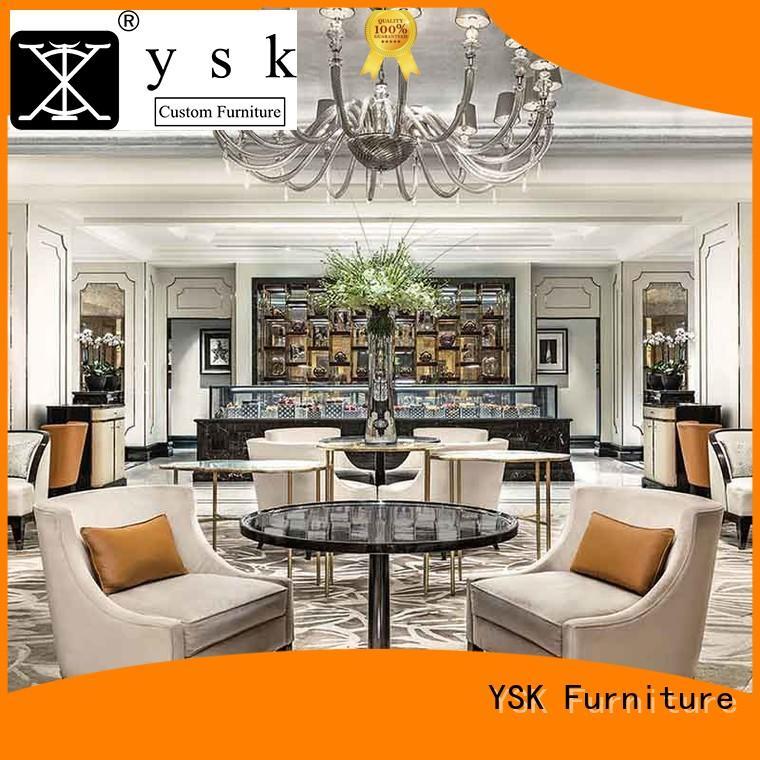 YSK Furniture high-quality club furniture sofa house for bedroom