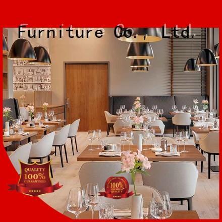 YSK Furniture wooden modern restaurant furniture high quality restaurant furniture