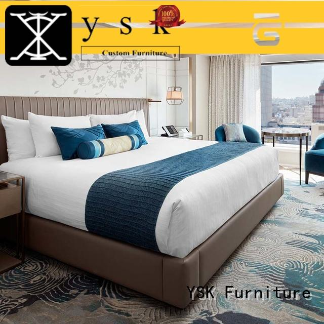 hotel contract furniture wholesale for furnishings YSK Furniture