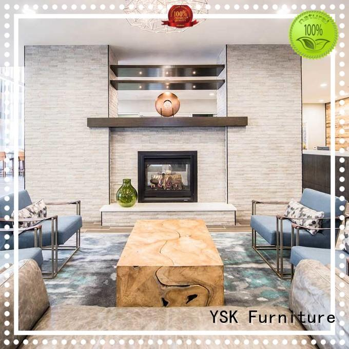 high-quality gentlemen's club furniture bulk production for room YSK Furniture