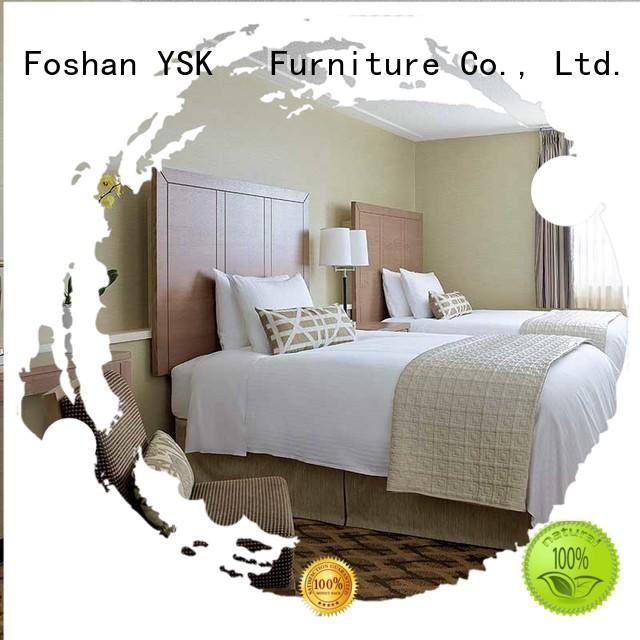 YSK Furniture factory price apartment furniture design star room