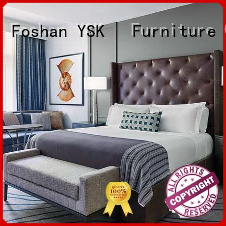 YSK Furniture deluxe hotel furniture suppliers interior