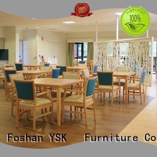 YSK Furniture healthcare retirement home furniture suppliers senior age