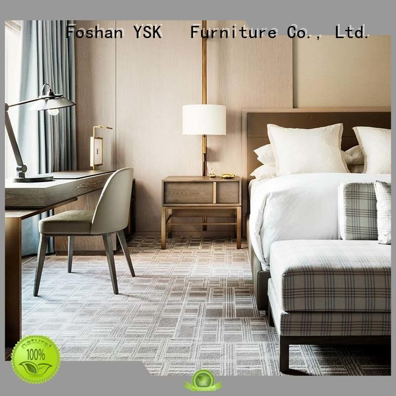 hotel sofa contract YSK Furniture Brand bedroom hotel furniture