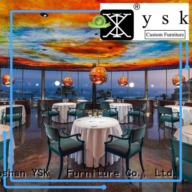 restaurant furniture solid wood stylish made restaurant furniture