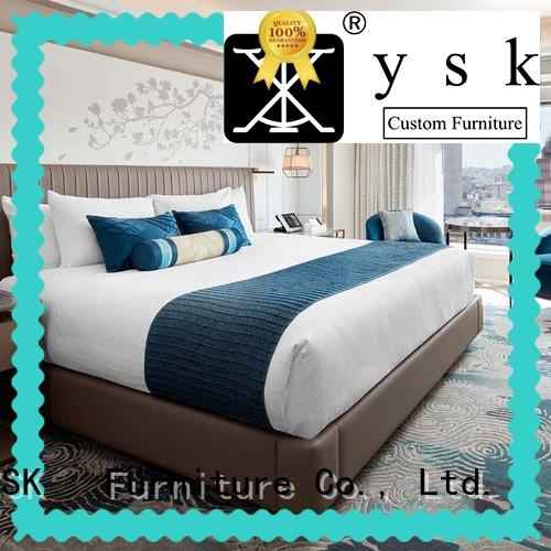 YSK Furniture deluxe high quality hotel furniture suite