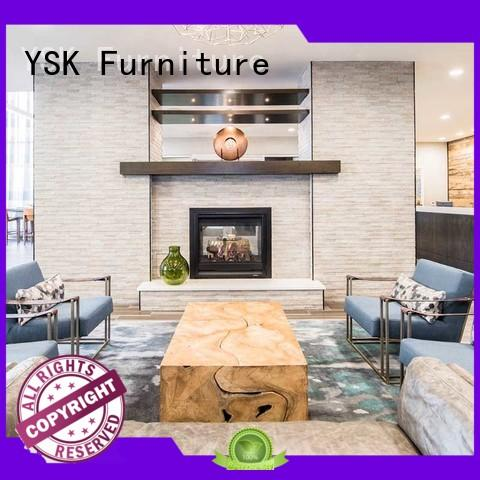 YSK Furniture professional clubhouse furniture club for bedroom