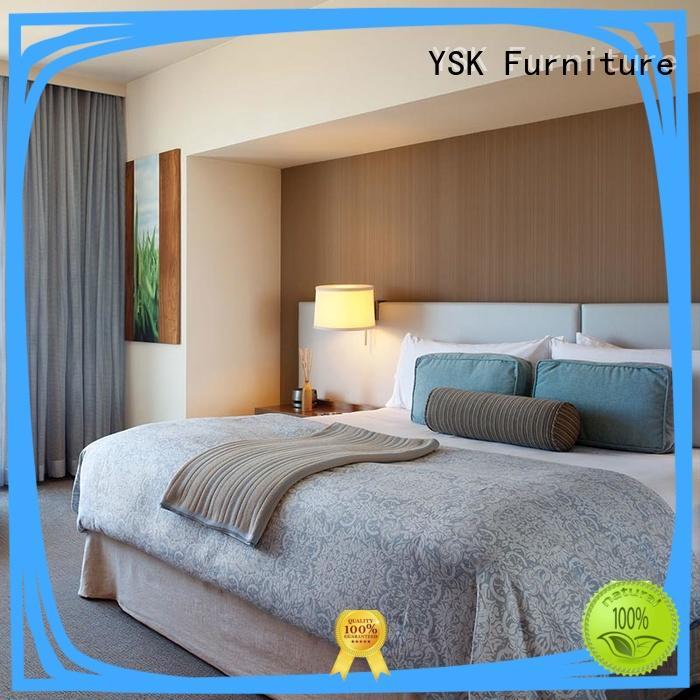 YSK Furniture hot-sale hotel furniture manufacturers end for furnishings