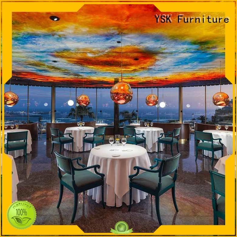 guarantee chair five made YSK Furniture Brand bespoke dining room furniture supplier