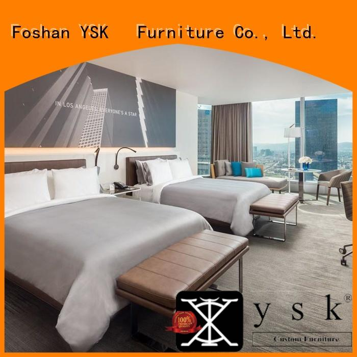 YSK Furniture deluxe hotel chairs for sale resort project