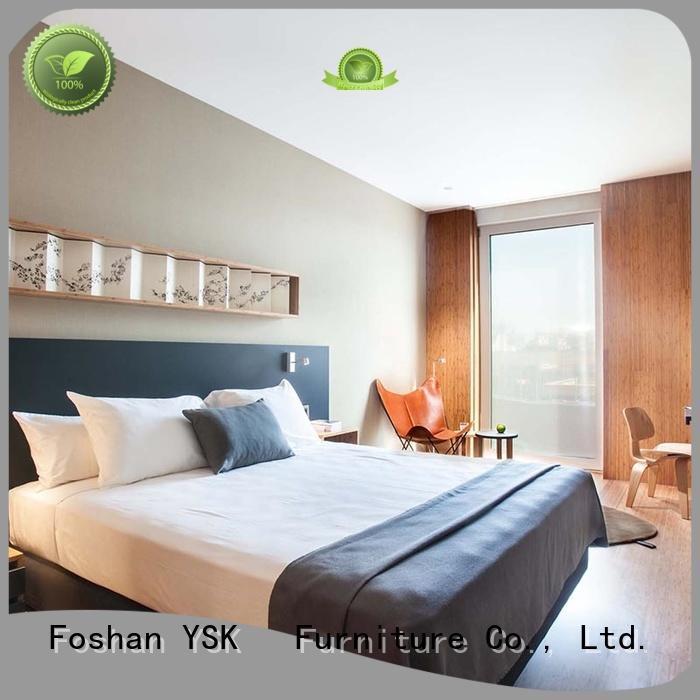 YSK Furniture modern commercial apartment furniture design star room