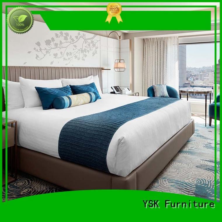 YSK Furniture five-star modern hotel furniture wooden